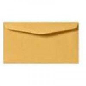 Image for 150x87mm Manilla Plain Gummed Envelopes (0)