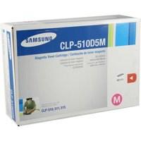 Samsung CLP-510 Laser Toner Cartridge High Yield Magenta CLP-510D5M/ELS