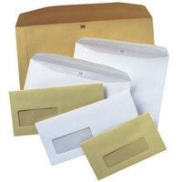 Image for Autofil Envelope White Wove 100gm C4 229x324mm Gummed Flapped Wdw 24Up 70Lhs Boxed 250