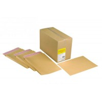 Image for Zambesi Manilla Gusset Envelope 115gm 305x254x25mm Superseal Boxed 125