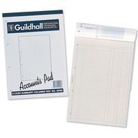 Image for Guildhall Gp6 Accounts Pad  1588