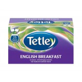 Tetley Drawstring Env English Breakfast Tea Pack 25 Code 1278