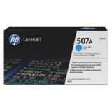 HP No.507A Laser Toner Cartridge Cyan CE401A