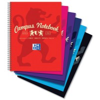 Image for A4  Campus Notebook 140 Pages 400013920