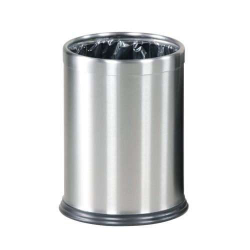 Rubbermaid Hide-A-Bag Receptacle Stainless Steel Bin Code FGWHB14SS
