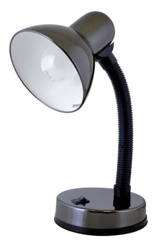 Classic Flexi Desk Lamp 40W Black L958BK
