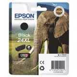 Epson 24XL Elephant Claria Photo HD Ink Black T2431