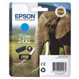 Epson 24XL Elephant Claria Photo HD Ink Cyan T2432