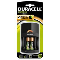 Image for Duracell Battery Charger CEF14 4Hrs Ref 81362483