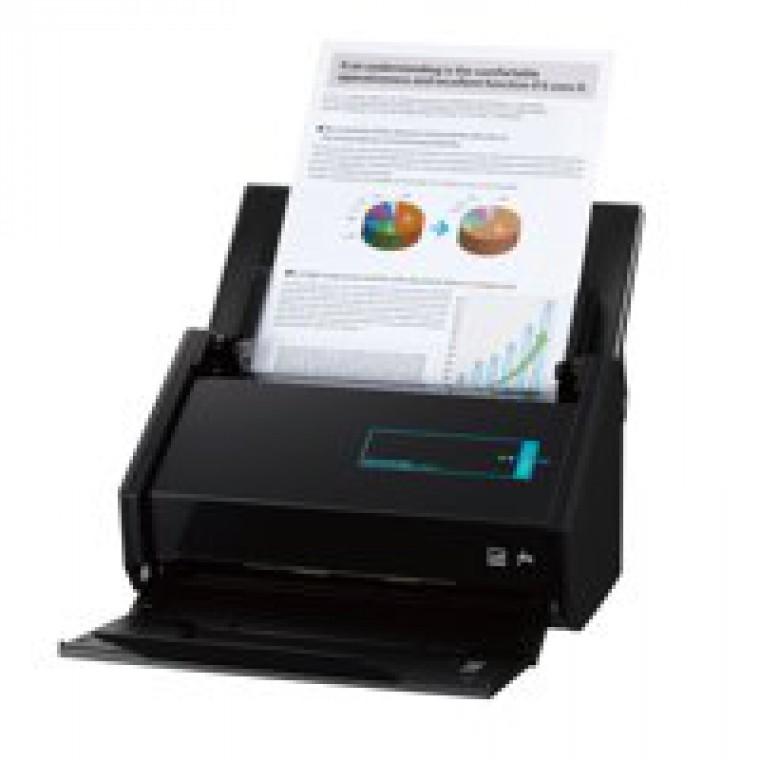 Fujitsu ScanSnap iX500 USB Wireless Duplex Scanner Ref PA03656-B301