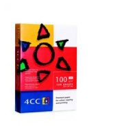 Image for 4CC Paper Smooth Uncoated FSC Mixed Credit White A3 297x420mm 120gm Pack 500