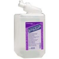 Image for Kleenex Frequent Use Handwash Cassette 1 Litre Ref 6333 [Pack 6]