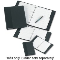 Image for Telephone Index Book Refill A-Z Index A5 White