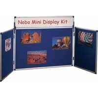 Image for Nobo Blue Mini Desktop Display Kit