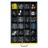 Bisley Multidrawer Cabinet Drawer Insert 24 Compartment Tray Single Pack