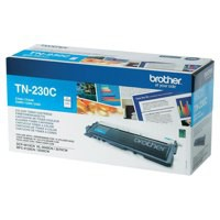 Brother TN-230C Laser Toner Cartridge Cyan Code TN230C