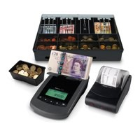 Image for Safescan 6155 Money Counter with Clear Display and Printer Port Ref 124-0422