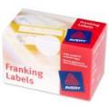 Franking Labels