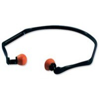 3M Banded Ear Plugs Lightweight Noise Reduction 26dB Ref 1310 [Pack 10 Pairs]