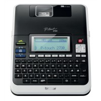 Image for Brother P-Touch 2730 Labelmaker PC-Connectable 8 Fonts 6 Sizes for Labels 3.5/6/9/12/18/24mm Ref PT-2730