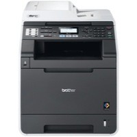 Image for Brother Colour Laser Multifunction Printer Duplex Network WiFi 28ppm 600dpi A4 Ref MFC9970CDWU1
