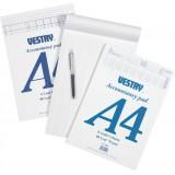 Vestry A4 Accountants Pad 6 Cash Column 80 Sheets Code CV2085