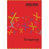 Image for Hard Backed Spiral Scrap Book 30x30 cm Ref RHBSB