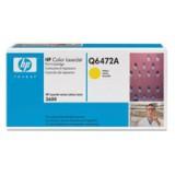 HP No.502A Laser Toner Cartridge Yellow Code Q6472A