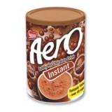 Nestle Aero Hot Chocolate 42 Servings Tub 1kg Code A02765