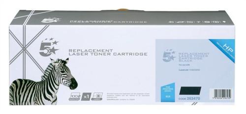 5 Star Compatible Laser Toner Cartridge Black HP C4092A Equivalent