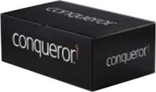Conqueror Envelopes Wallet Peel and Seal Wove Window High White DL Ref CWE1530HW [Pack 500]