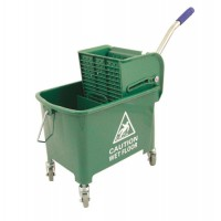 Image for 20ltr Mobl with Casters Mop Buck Green
