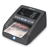 Safescan 155i Counterfeit Detector for 3 Currencies Black 112-0402