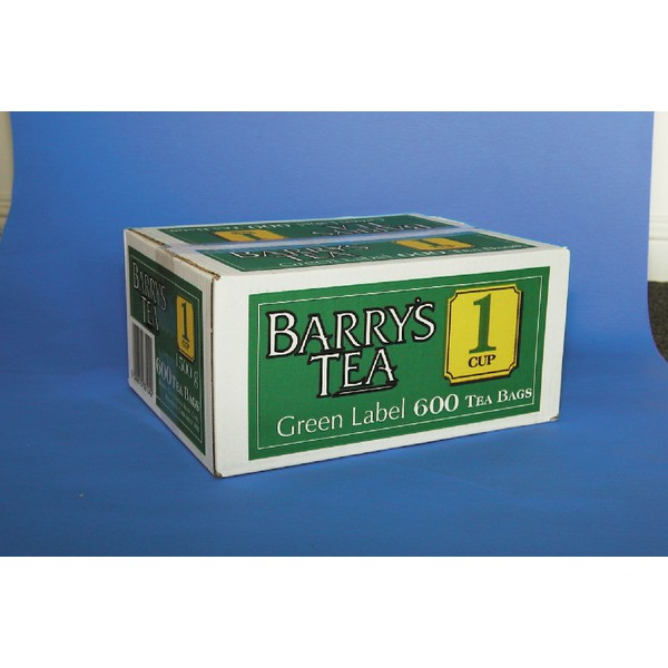 Barrys Green Label 600's 1 Cup Tea Bags