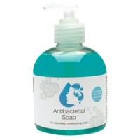 Image for 2Work Antibacterial Pump Soap 300ml Pk6