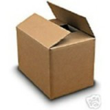 Packing Carton Double Wall Strong Flat Packed 610x457x457mm [Pack 15]
