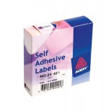 Avery Small Pack White Labels In Dispensers 1200 Labels Size 19mmx25mm Code 24-421