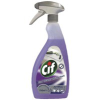 Cif Professional 2in1 Disinfectant 750ml 7517920