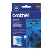 Brother Inkjet Cartridge Cyan Code LC1000C