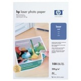 HP Laser Photo Paper Matt 200gsm A4 100 Sheets Code Q6550A