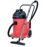 Numatic Large Dry Vacuum Cleaner Twinflo 1200w Motor Capacity 40 Litres Accessory-kit Code NVQ900