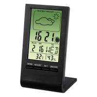 Image for Thermometer/Hygrometer LCD Digital Display Weather Station