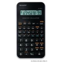 Image for Sharp Calculator Handheld Junior Scientific Battery Power 10 Digit Ref EL-501x
