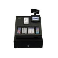 Image for Sharp Cash Register 207B 2000 PLUs 99 departments and 12 lines/sec W424xD355xH326mm Black Ref XE-A207B