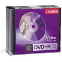 Image for Imation DVD+R Dual Layer 8.5Gb 8X Showbox Pack of 5 i22902