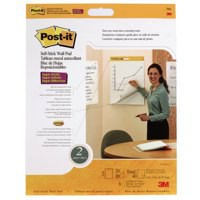 Image for 3M Post-it Table Top Meeting Chart White Pk 2 566