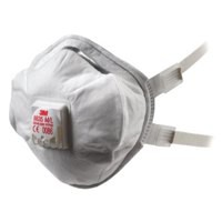 Image for 3M 8835 Respirator FFP3 Valved 8835 Pack of 5 GT500075145