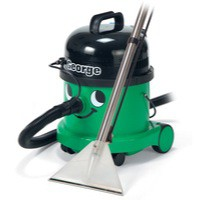 Image for Numatic George Vacuum Cleaner All-in-One 1200W 15L Dry 9L Wet 8.8kg W355xD355xH515mm Green Ref GVE370A26