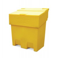 Image for Charles Bentley Grit and Salt Bin Polyethylene Capacity 240kg Weight 14kg Ref SPC/GRIT200