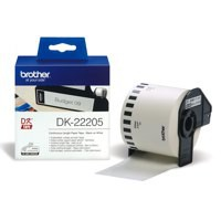 Brother QL Continuous Paper Tape 62mm DK22205